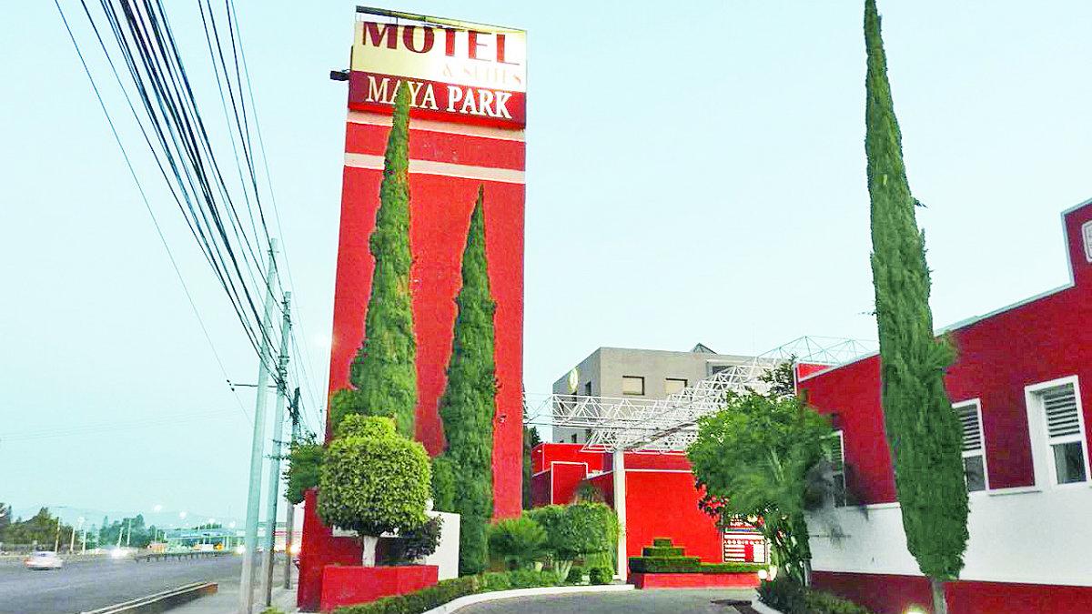 Motel Maya Park Querétaro México
