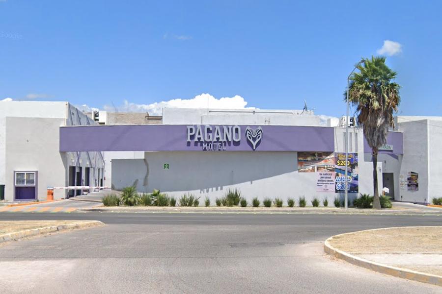 Motel Pagano Querétaro México